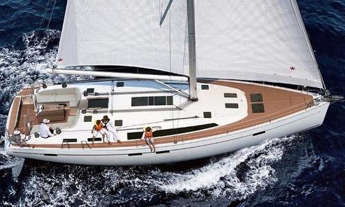 Image of Bavaria Yachts Cruiser 51 for sale in Spain for €396,511 (£352,373) Spain