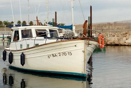 Myabca 32 for sale in Spain for €25,000 (£21,880)