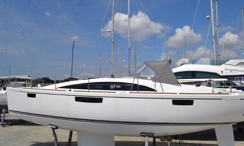Image of Bavaria Yachts 42 Vision for sale in Spain for €261,759 (£232,621) Valencia, Spain