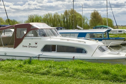 Viking 24 Cockpit Cruiser for sale in United Kingdom for £24,500