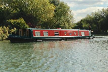 Wide Beam Narrowboat 60 x 10 Aqualine for sale in United Kingdom for £89,950