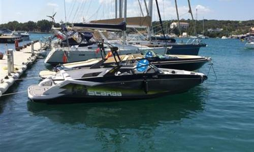 Image of Scarab 255 HO for sale in Spain for €67,500 (£60,292) Menorca, Spain