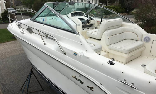 Image of Sea Ray 270 Sundancer for sale in United States of America for $21,000 (£15,078) Falmouth, Massachusetts, United States of America