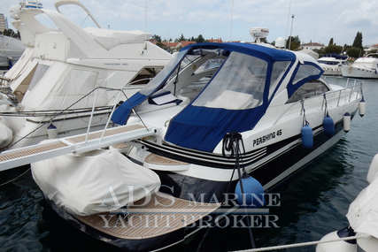 Pershing 45 for sale in Croatia for €169,000 (£151,377)