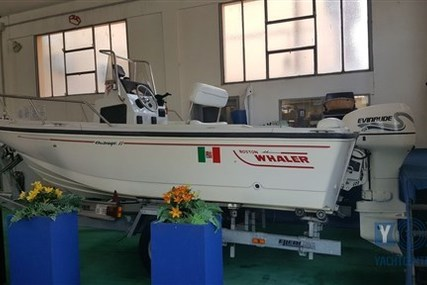 Boston Whaler 17 Outrage for sale in Italy for €18,000 (£15,731)