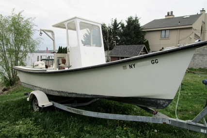 Allied Boat Works 20 Fisherman for sale in United States of America for $17,500 (£13,901)