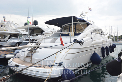 Princess V65 for sale in Croatia for €349,000 (£312,606)