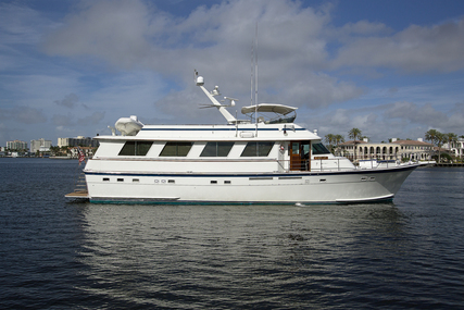 Hatteras 4788 Pilot House Motoryacht for sale in United States of America for $569,000 (£434,083)