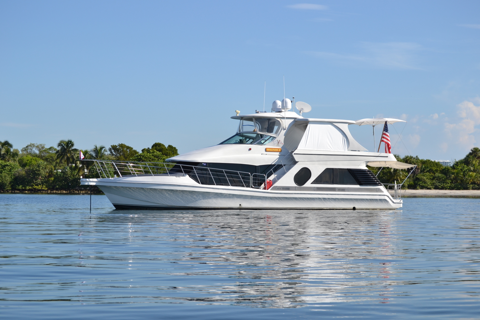 Blue Water Boats >> Bluewater Yachts 5200 Millenium For Sale In United States Of