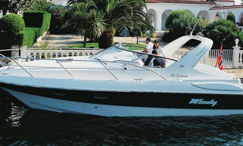 Image of Windy 32 Scirocco for sale in United Kingdom for £64,950 Lymington, United Kingdom