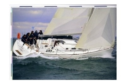 Beneteau First 40.7 for sale in Italy for €70,000 (£61,556)