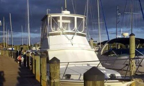 Image of Cape Dory Offshore 36 Flybridge Cruiser for sale in United States of America for $40,000 (£32,113) Goodland, Florida, United States of America