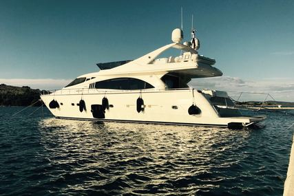Ferretti Ferretti 731 for sale in Croatia for €1,150,000 (£1,027,098)