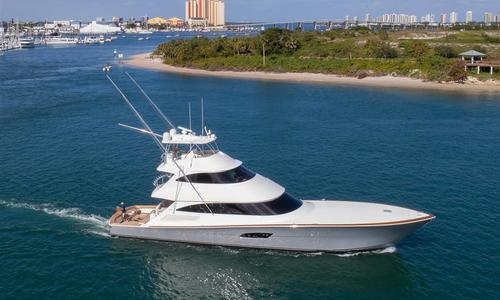 Image of Viking Yachts Skybridge for sale in United States of America for P.O.A. (P.O.A.) South Florida, United States of America