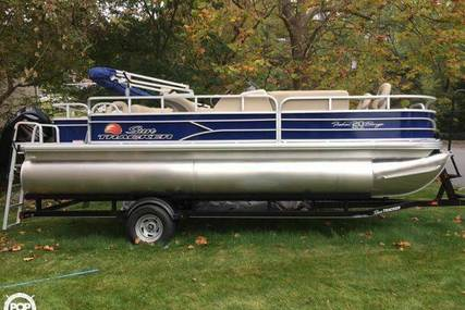 Sun Tracker Fishin Barge - 20 DLX for sale in United States of America for $24,995 (£18,839)