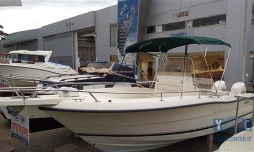 Image of Pursuit C 2470 Center Console for sale in Italy for €54,000 (£47,495) Liguria, Italy