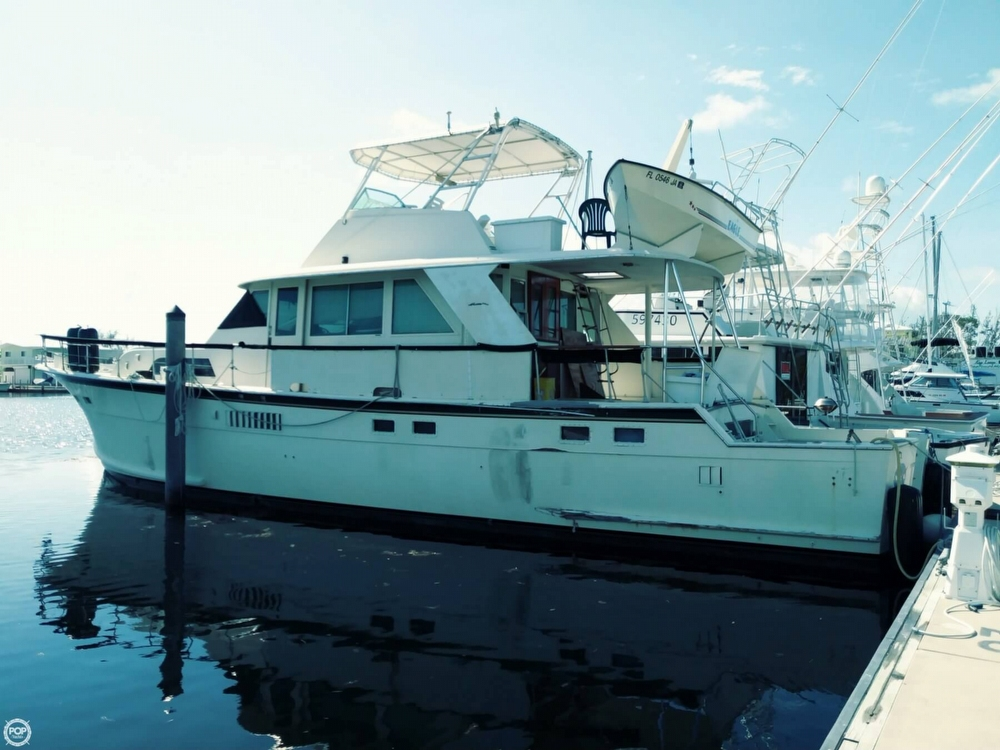 Hatteras 58 for sale in United States of America for $89,900