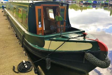 Narrowboat Liverpool Boats 50' for sale in United Kingdom for £47,000