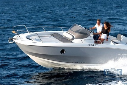 Idea Marine 70 Walk Around for sale in Italy for €53,700 (£47,001)