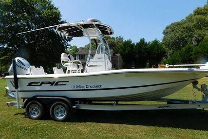 Epic 22SC for sale in United States of America for $59,500 (£44,169)