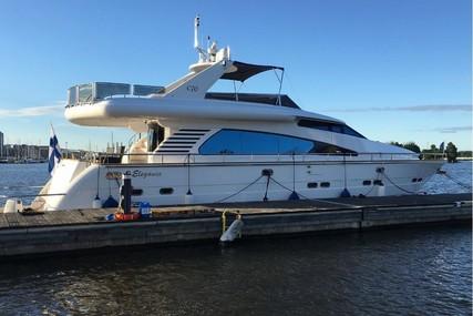Elegance Yachts 68 Flybridge for sale in Finland for €525,000 (£461,672)