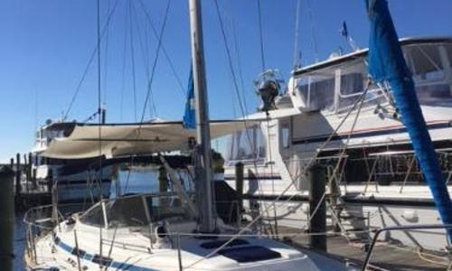 Image of Bavaria Yachts 38 Ocean for sale in United States of America for $95,000 (£73,722) Apollo Beach, FL, United States of America