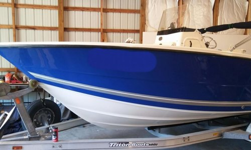 Image of Triton 225 CC for sale in United States of America for $31,900 (£24,494) Knoxville, Tennessee, United States of America