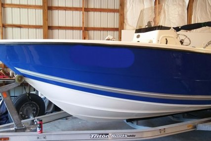 Triton 225 CC for sale in United States of America for $31,900 (£24,556)