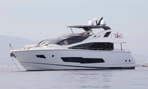 Image of Sunseeker 86 Yacht for sale in United Kingdom for P.O.A. Poole, United Kingdom
