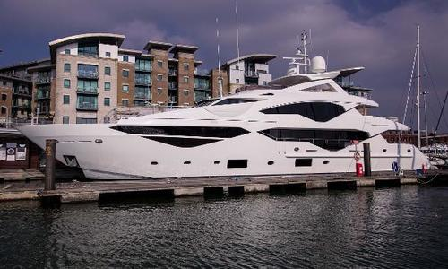 Image of Sunseeker 131 Yacht for sale in United Kingdom for P.O.A. Poole, United Kingdom