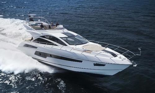 Image of Sunseeker 68 Sport Yacht for sale in United Kingdom for P.O.A. Poole, United Kingdom