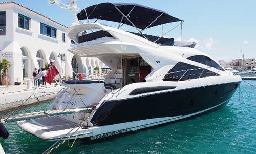 Image of Sunseeker Manhattan 55 for sale in Cyprus for €898,000 (£805,959) Limassol, Cyprus