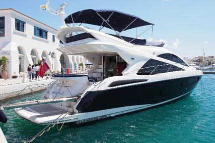 Sunseeker Manhattan 55 for sale in Cyprus for €898,000 (£810,221)