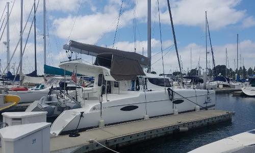 Image of Fountaine Pajot Mahe 36 for sale in United States of America for $359,000 (£266,498) SAN DIEGO, CA, United States of America