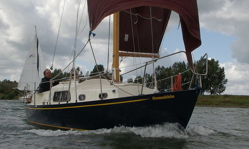 Image of Argonaut 735 for sale in Netherlands for €4,450 (£3,897) Netherlands