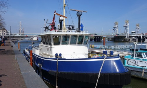 Image of Ex -Patrouilleboot V87 for sale in Netherlands for €245,000 (£214,607) Kampen, Netherlands