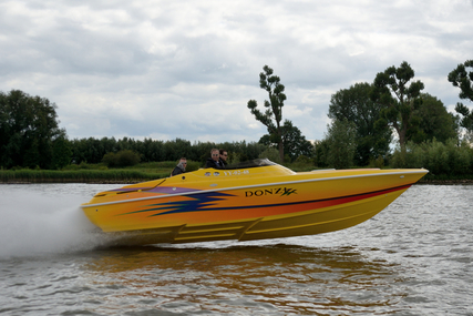 Donzi (Fountain Cigarette Baja) 26 ZX - like new DEMO - Poker Run 525 for sale in Netherlands for €65,500 (£57,204)