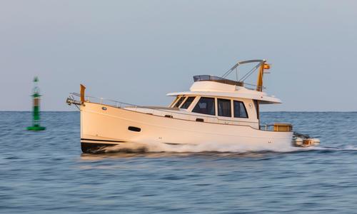 Image of Sasga Yachts Menorquin 42 Flybridge for sale in United Kingdom for £433,530 Gosport, Hampshire, , United Kingdom