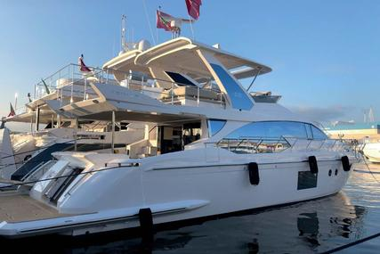 Azimut 66 Fly for sale in Italy for €5,000,000 (£4,394,252)