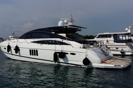 Princess V65 for sale in Croatia for €670,000 (£586,854)