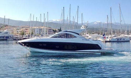 Image of Sunseeker Portofino 48 for sale in France for €495,000 (£429,281) La Napoule, France