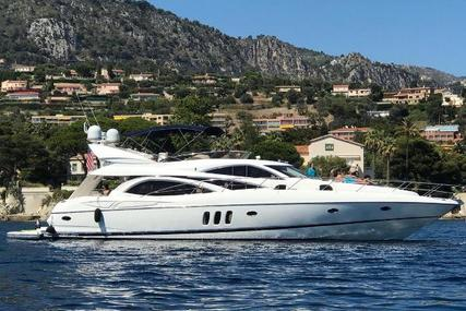 Sunseeker Manhattan 64 for sale in France for €425,000 (£372,451)