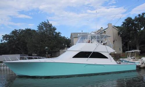 Image of Viking Sport Fisherman Convertible for sale in United States of America for $899,000 (£668,128) Hobe Sound, FL, United States of America