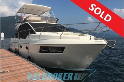 Absolute 43 for sale in Switzerland for €350,000 (£311,987)