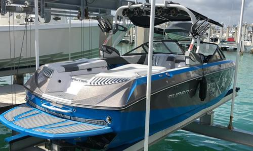 Image of 2015 Nautique Super Air  G23 for sale in United States of America for $89,000 (£66,283) Miami, FL, United States of America