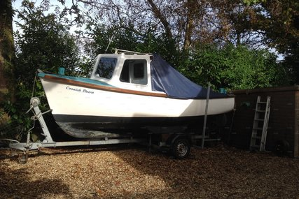 Plymouth Pilot 18 Cuddy for sale in  for £10,500