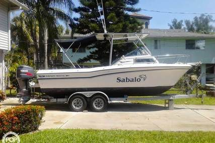 Grady-White Seafarer 22 for sale in United States of America for $17,500 (£13,325)