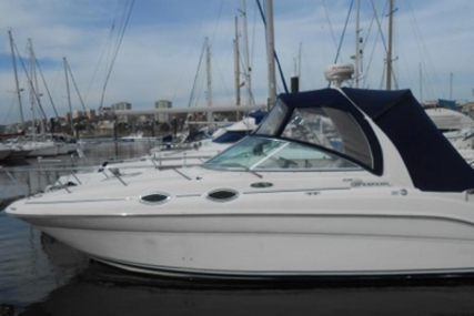 Sea Ray 275 for sale in Portugal for €44,000 (£39,525)