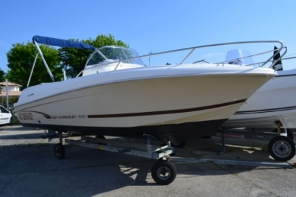 Jeanneau Cap Camarat 635 CC for sale in France for €21,000 (£18,388)