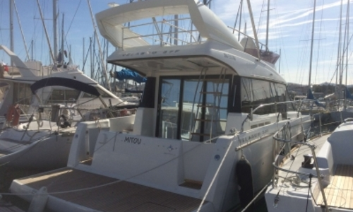 Image of Jeanneau Velasco 37 F for sale in France for €279,000 (£241,808) MARSEILLE, France